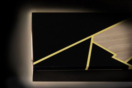 Silverstone Accessory box Black