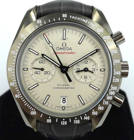 "Omega SpeedMaster ""Grey Side Of The Moon"" Ref 311.93.44.51.99.001 (New Unworn)"