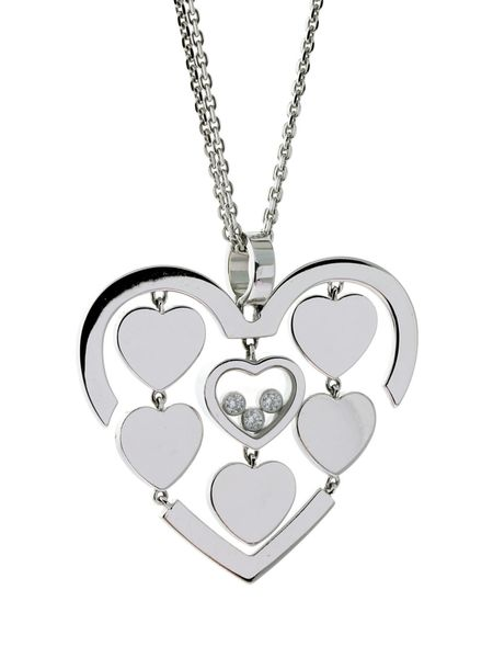Chopard Amore Diamond Heart Necklace