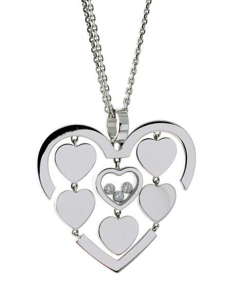 Chopard Amore Diamond Heart Necklace