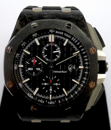 Audemars Piguet Novelty 44mm Offshore Chronograph Carbon Ceramic