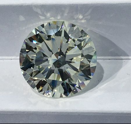 Exceptional 40 carats Diamond