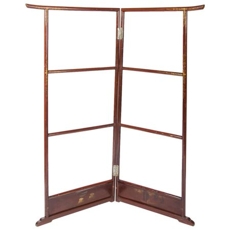 19th Century Japanese Ubi Stand