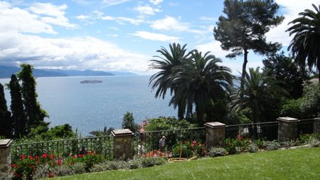 PORTOFINO, CHARMING VILLA WITH GARDEN