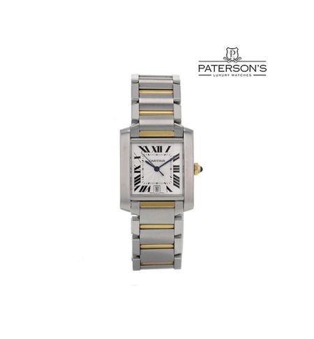 Pre-Owned Cartier Tank Francaise 2302