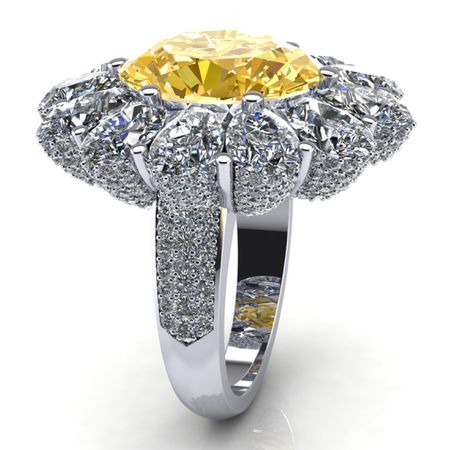 Yellow Sapphire 7.50 carats