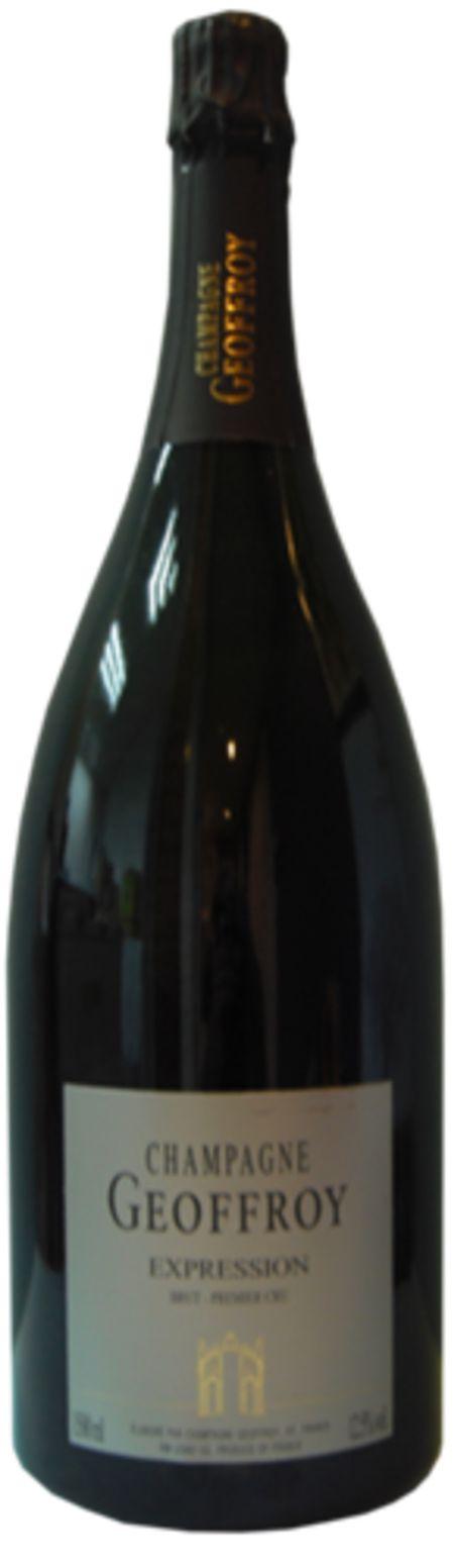 Champagne Geoffroy Expression Magnum