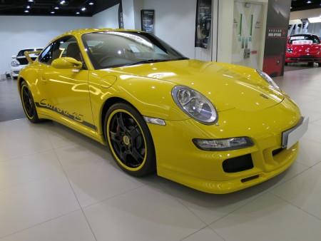 2005 Porsche 997 Carrera 4S