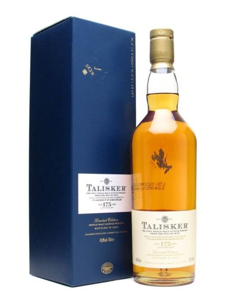 Talisker Single Malt Scotch Whisky 175 Anniversary Limited Edition