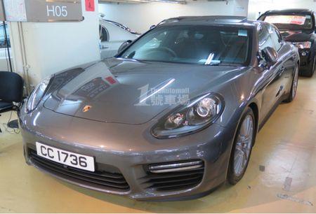 Brand New Porsche Panamera GTS
