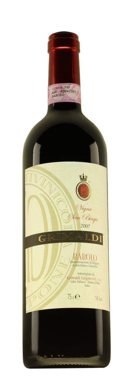 Barolo (2007) – Grimaldi