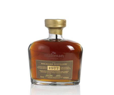 The Maltman Macallan 1977