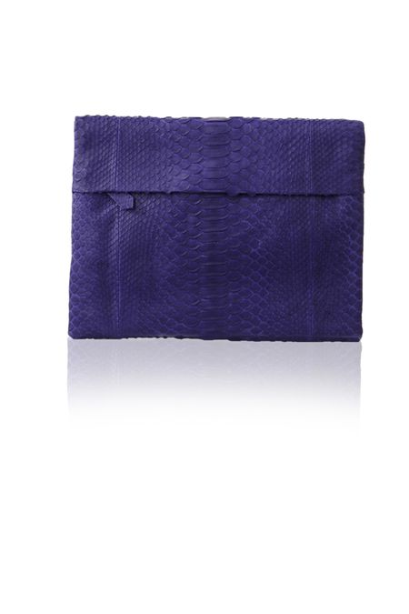 Folder Clutch PM - Purple