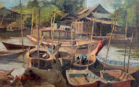 Chua Mia Tee, Rochor River