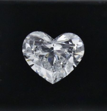 "3.04 CARAT HEART SHAPE ""D"" COLOUR ""VS1"" WITH GIA CERT"