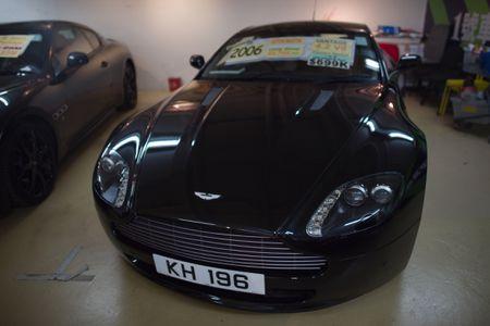 Aston Martin Vantage 2006