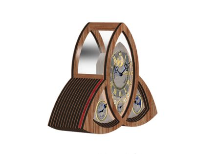 APOSTELCLOCK – THE CATHOLIC EASTERDATE PUR MECHANICAL