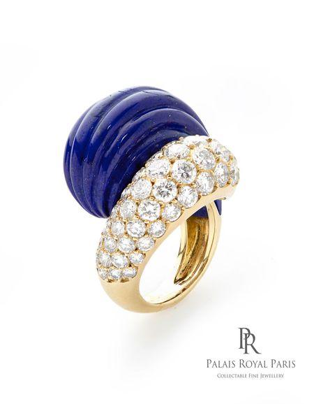 """Toi et Moi"" French Ring"