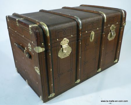 Special Trunk  With Trays