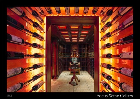 Private Wine Cellar in Ho Man Tin, Hong Kong