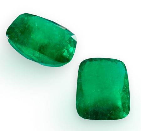 Colombian Emerald 269.66 Cts