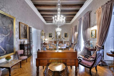 Exclusive Artfully Converted Palazzo