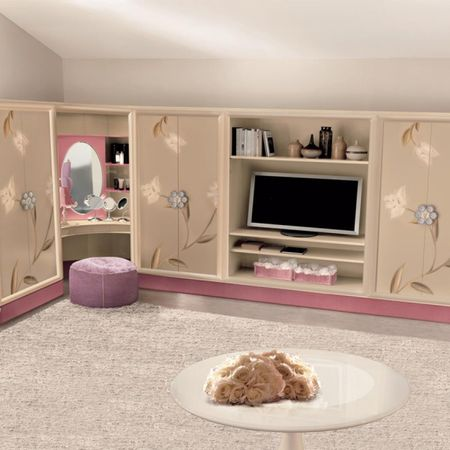 CHARLOTTE CUSTOMISABLE BEDROOM UNIT