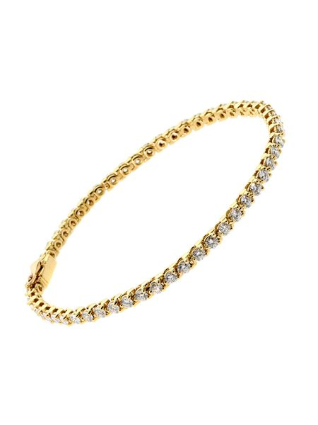 Cartier Diamond Tennis Bracelet