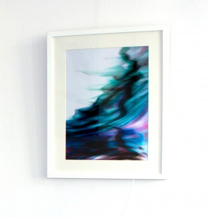Swept Away Framed Fine Art Print