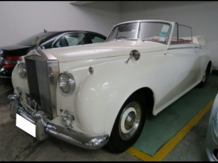Rolls Royce Silver Cloud Convertible