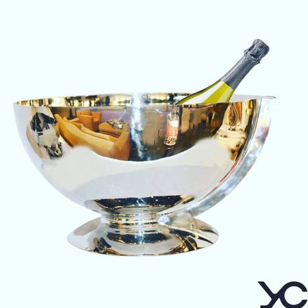 """In-spire"" Champagne Bowl"