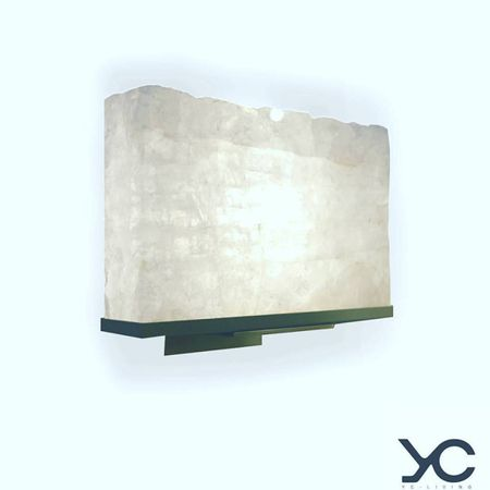 "Wall Lamp ""Crystal rock"""