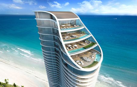 The Ritz Carlton Residences - Sunny Isles Beach
