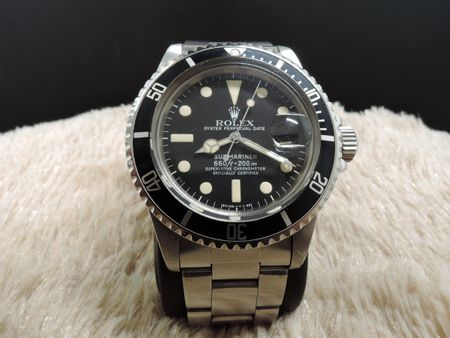 Rolex SUBMARINER 1680 Matt Dial