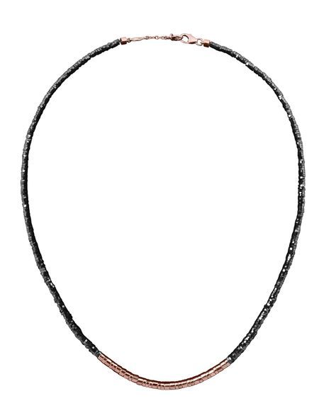 Tateossian Midnight Diamonds Necklace