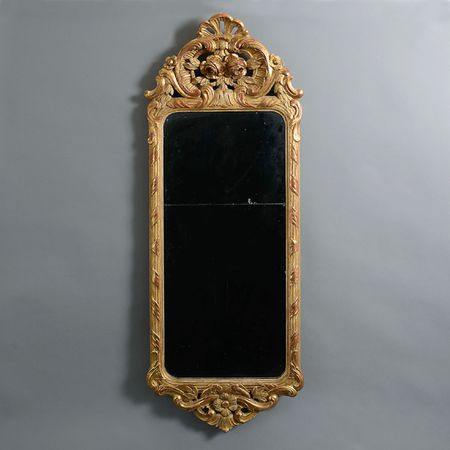 A Stunning Giltwood Pier Mirror